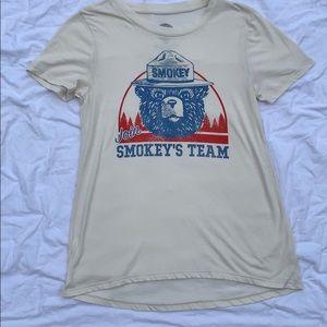Smokey Bear Graphic Tee